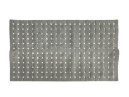 ΠΑΤΑΚΙ ΑΝΤΙΟΛΙΣΘΗΤΙΚΟ ΜΠΑΝΙΕΡΑΣ ΓΚΡΙ PVC 39x71cm